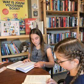 Kinderboekenweek bij Het Ruilboek in Ulvenhout